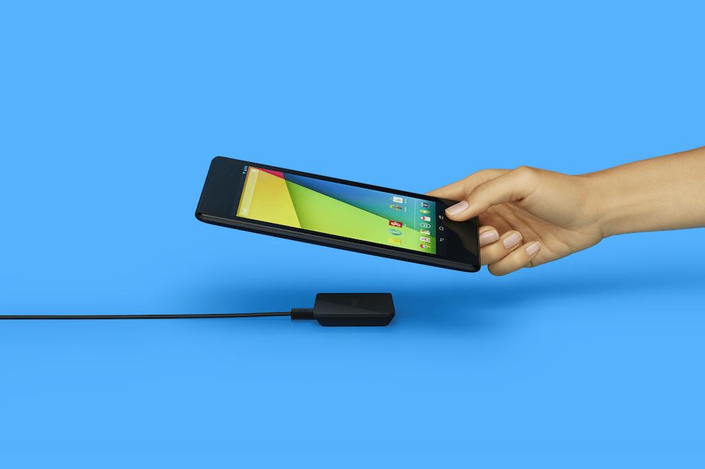 Le chargeur sans fil Nexus est disponible sur le Google Play pour 39,99 euros