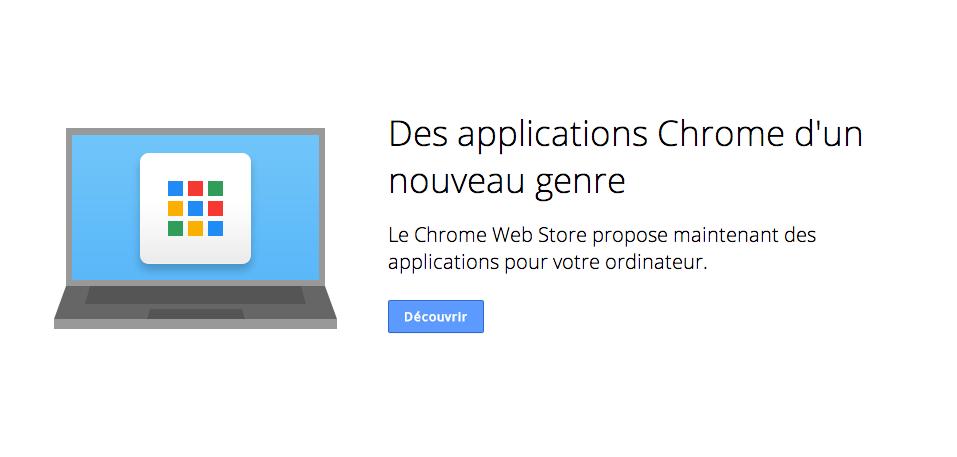 Les applications Google Chrome en bêta dès janvier sur Android et iOS ?
