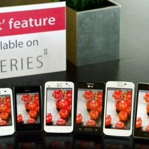 LG L Series II : Knock (ON) arrive dès janvier et se généralisera aux prochains smartphones LG !