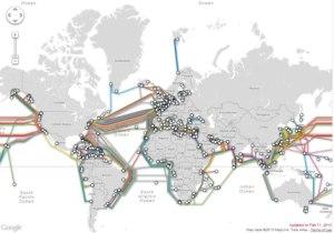 Orange concerné par l'espionnage de la NSA : les câbles sous-marins, clé de voûte de l'information