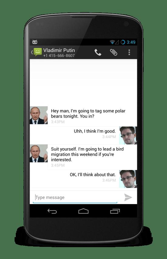 Cyanogen annonce l'arrivée de SMS chiffrés et activés par défaut