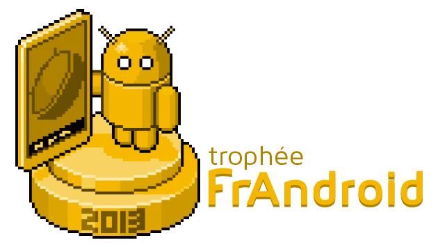 Trophée FrAndroid 2013 : élisez le smartphone Android de l'année !