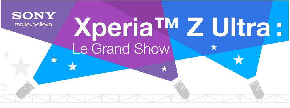Une nouvelle infographie haute en couleurs sur le Xperia Z Ultra