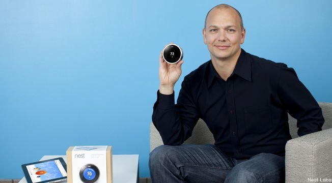 Google rachète Nest pour 3,2 milliards de dollars