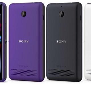 Le Sony Xperia E1 est enfin en vente en Europe
