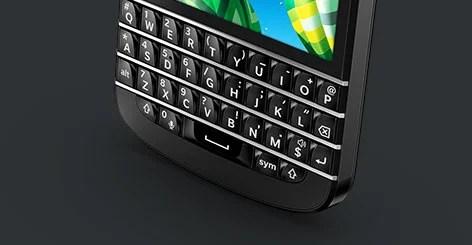 BlackBerry persiste et signe sur le clavier physique