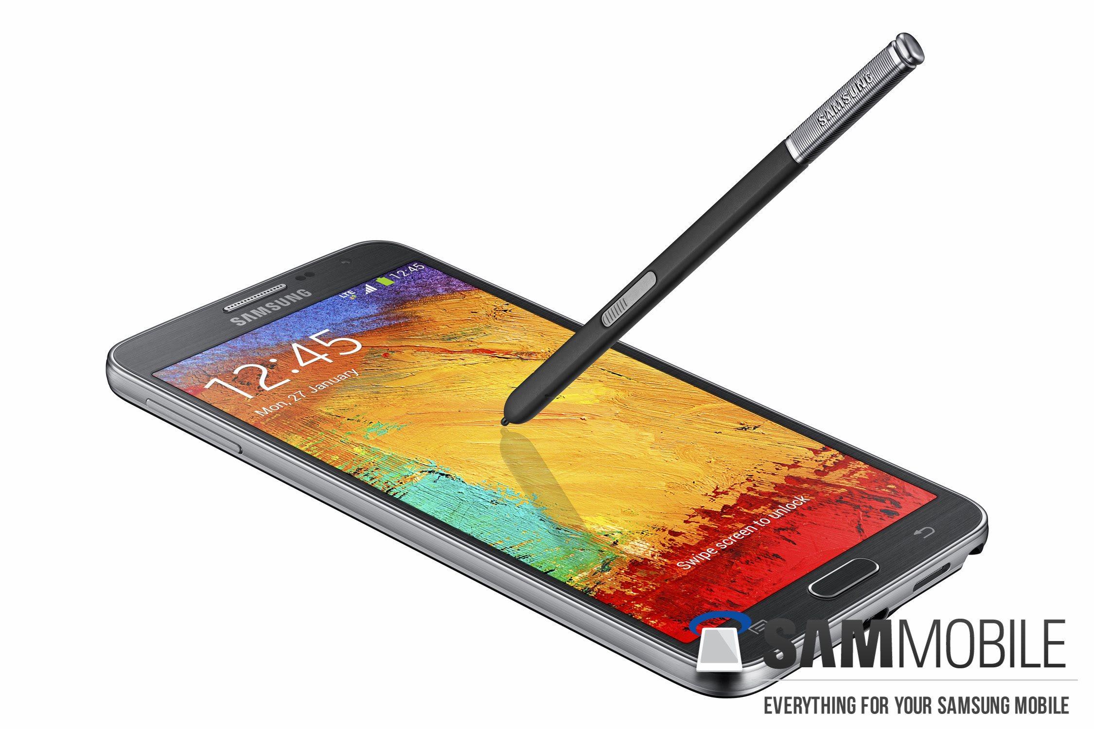 Bientôt l'officialisation : le Galaxy Note 3 Neo apparaît dans des photos presse