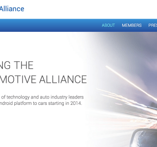 Google lance l'Open Automotive Alliance afin d'intégrer Android dans les voitures !