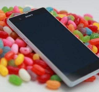 Sony : la mise à jour vers Android 4.3 débute sur les Xperia T, TX , V et SP