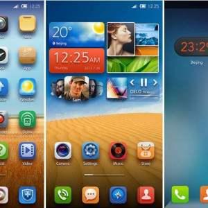 Emotion UI 2.0 : les applications de l'interface Huawei disponibles en bêta