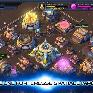 Galaxy Factions, l'arrivée d'un nouveau jeu de stratégie sur le Google Play