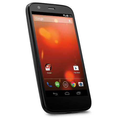 Un Moto G Google Play edition s'affiche sur le Google Play, mais seulement aux USA