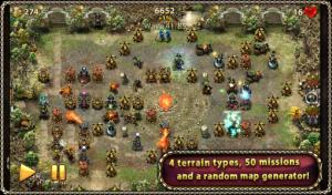 Myth Defense 2, un joli Tower Defense s'engage sur Android