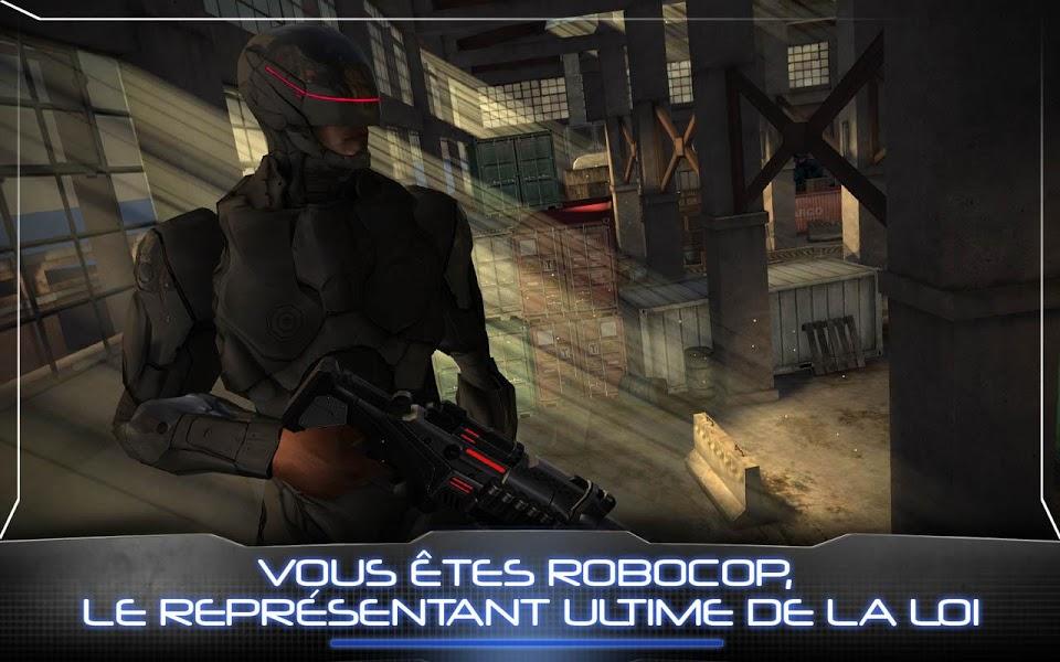 Glu Mobile lance le jeu RoboCop sur le Google Play