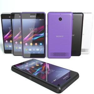 Sony Xperia E1 : 139 euros en Allemagne et au Royaume-Uni