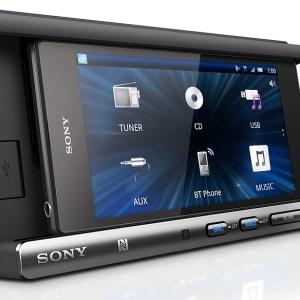Sony transforme votre smartphone en système multimédia pour voiture