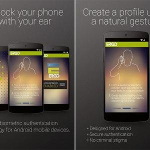 En avant le déverrouillage des smartphones par reconnaissance des empreintes… d'oreilles