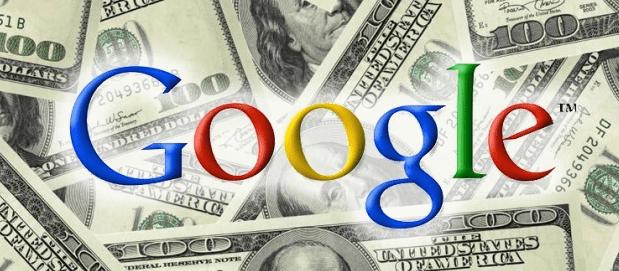 L'année 2013 a été bonne pour les finances de Google !