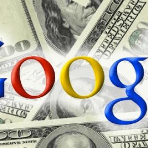 Google devient la deuxième cotation boursière mondiale