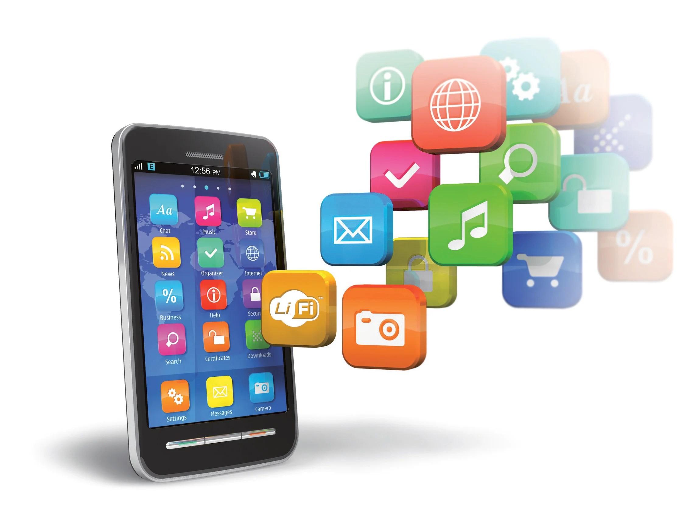 Le temps passé sur les applications mobiles a explosé en deux ans