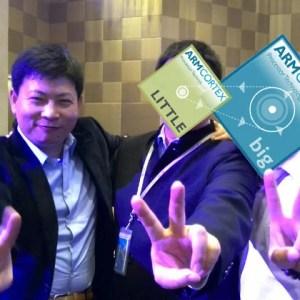 Huawei : le CPU octo-cœur HiSilicon compatible LTE Multi-Mode est prêt !