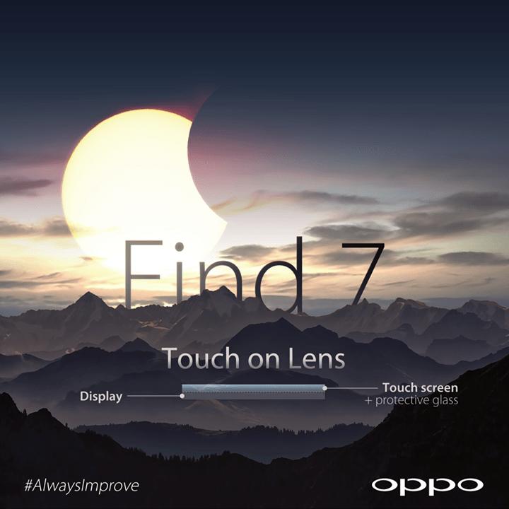 Le prochain Oppo Find 7 proposé en deux versions ?