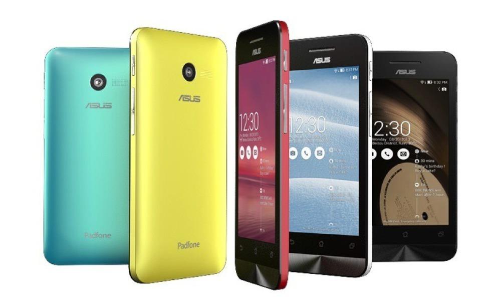 Asus lance les ZenFone : des smartphones de 4 à 6 pouces avec Android 4.3 et ZenUI