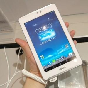 Prise en main des nouvelles ASUS Fonepad de 7 pouces (3G et 4G)