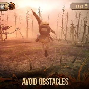 The Great Martian War, un runner post-apocalyptique immanquable sur Android