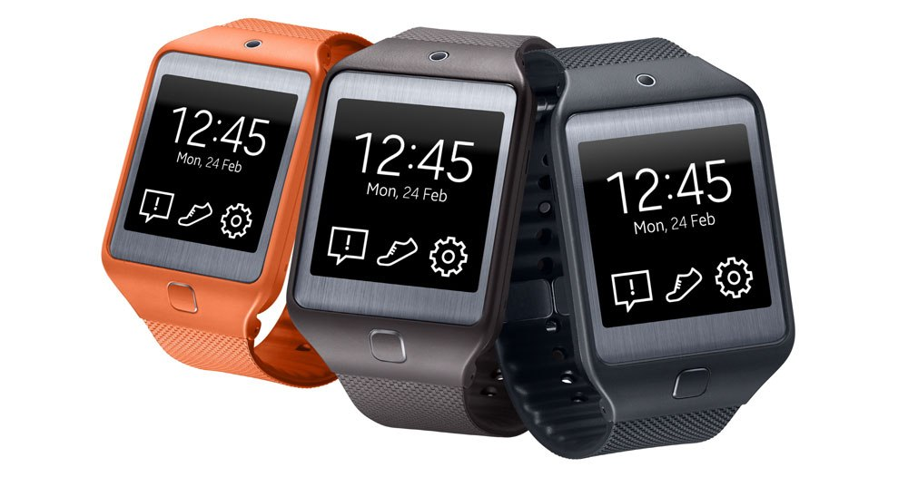 Nouvelle version de la Gear 2, cap vers la watchphone ?