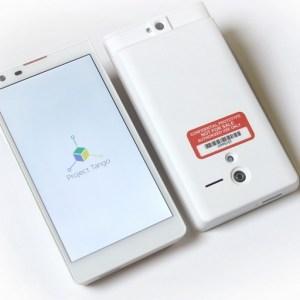 «Project Tango» de Google, un smartphone «Kinect»
