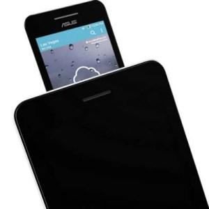 Prise en main du ASUS PadFone Mini sur Android