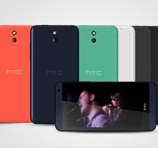 HTC Desire 610, un One milieu de gamme de 4,7 pouces !