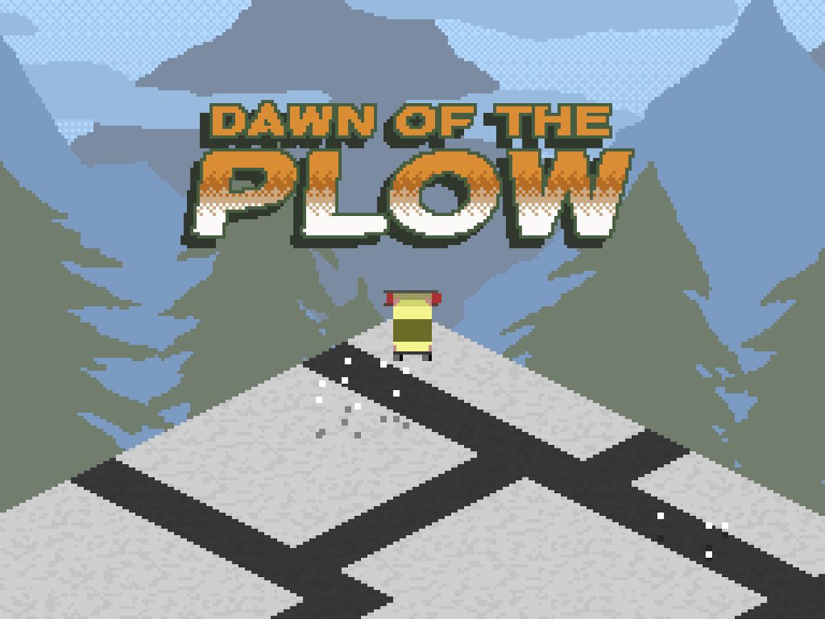 Dawn of the Plow, un jeu de saison pour les amoureux de la neige