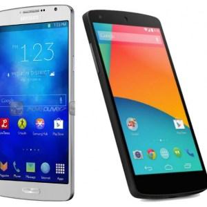 Et si le Samsung Galaxy S5 ressemblait au Nexus 5 ?