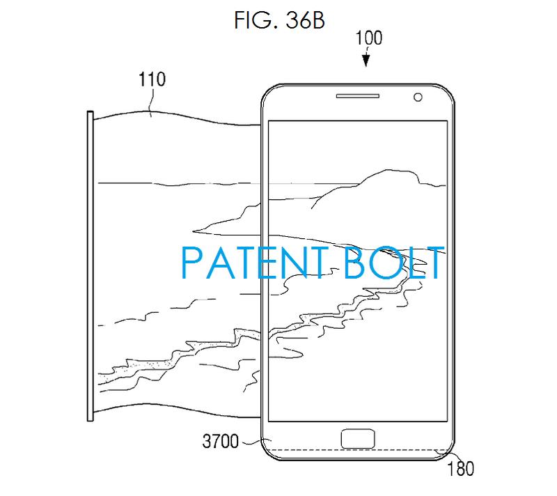 Ecrans pliables et enroulables : comment Samsung voit ses smartphones de demain