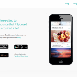 Agrégateurs d'actualités : Flipboard avale son concurrent Zite
