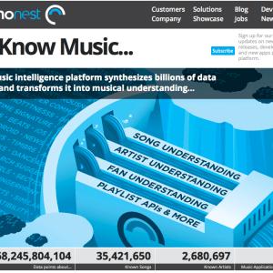 Acquisition de The Echo Nest : Spotify s'offre la prédiction musicale
