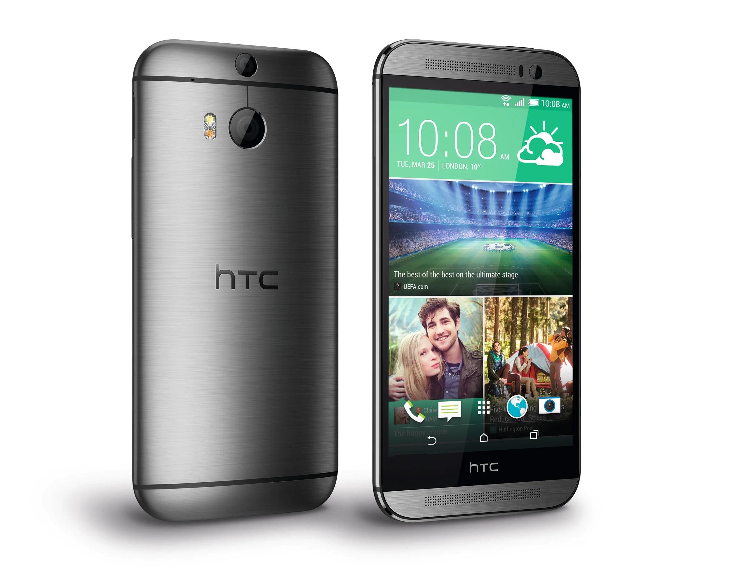 HTC travaillerait sur une version en plastique de son HTC One (M8)