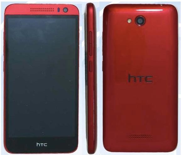 Desire 616 : l'octo-cœur de HTC est confirmé en Chine