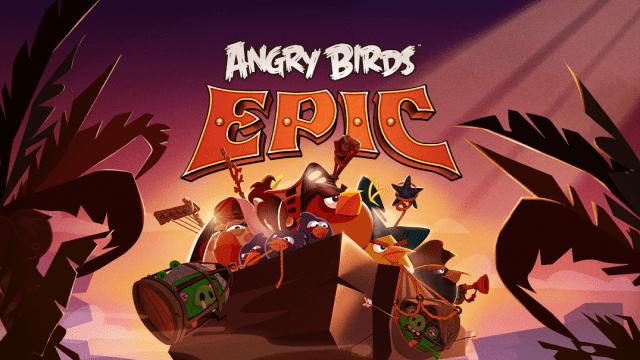 Angry Birds Epic : une bande-annonce pour le RPG de Rovio