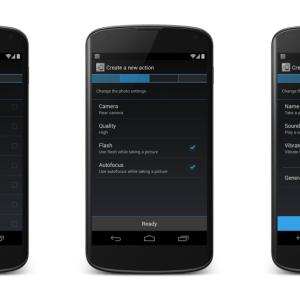 QuickClick : déclencher des actions rapides à partir des touches volume sur Android