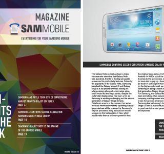 Samsung Galaxy Mega 2 : la seconde itération aura un processeur Hexa-Cœur !