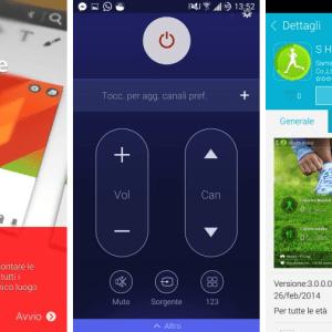 Sept applications du Galaxy S5 disponibles (téléchargement)