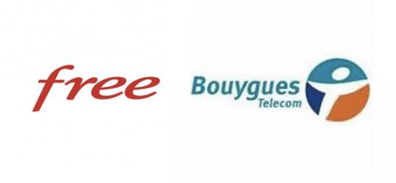 Bouygues et Free en cours de négociation pour le rachat de Bouygues Telecom