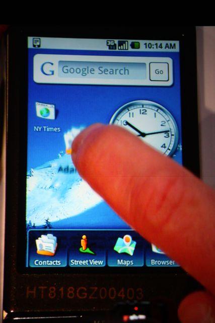 [MAJ]L'HTC Dream aurait été présenté en même temps qu'Android