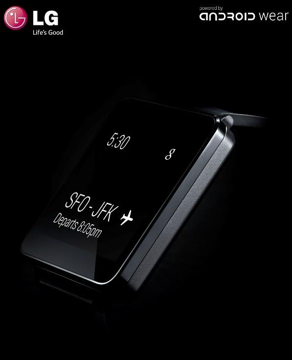 LG G Watch : la montre connectée attendue cet été à moins de 220 euros