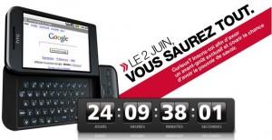 Android débarque au Canada le 2 juin chez Rogers