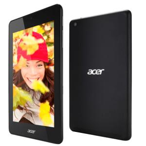 Acer : la tablette Iconia One 7 est officialisée à 139 euros