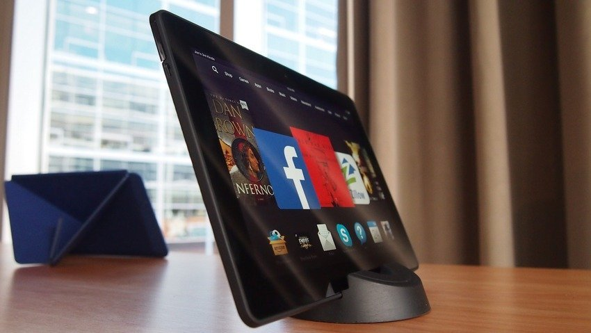 Fuite de la future Kindle Fire HDX avec un Snapdragon 805 !